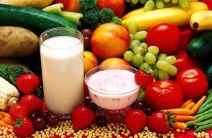 Gezond eten bevordert het snel afvallen