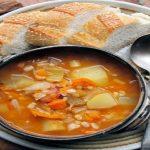 Vermageren met een soepdieet