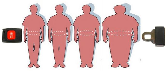 afvallen met obesitas