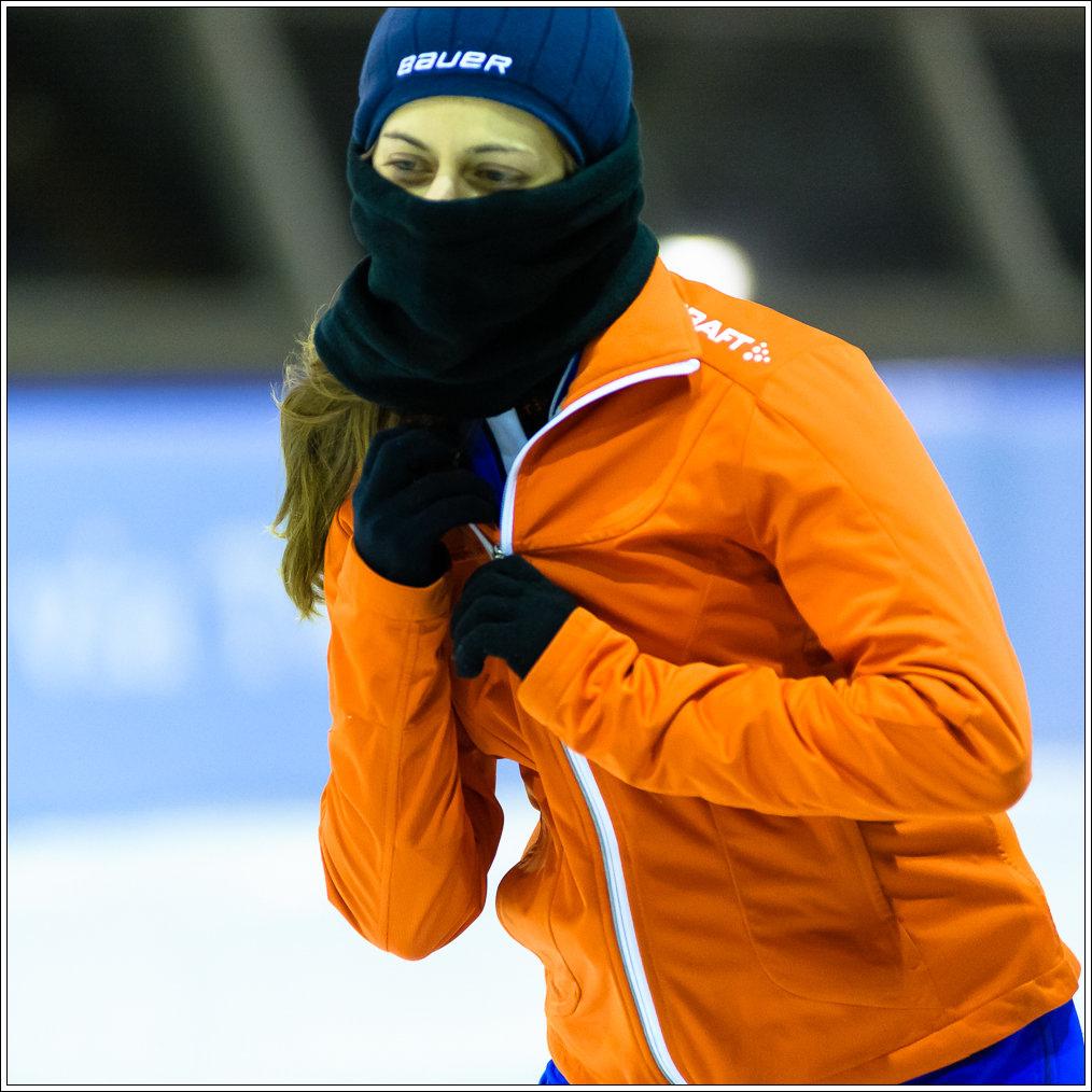 lopen in koud weer