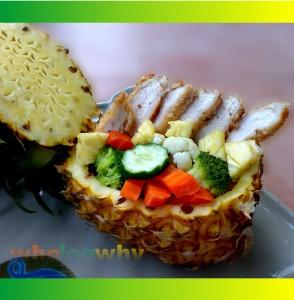 ananasdieet